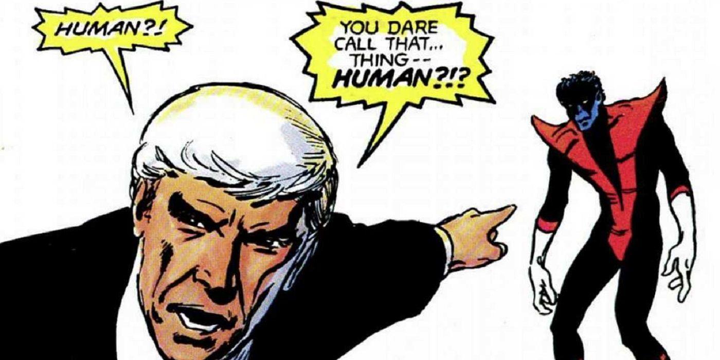 God Loves, Man Kills X-Men