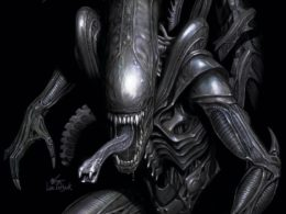 Alien series from Marvel