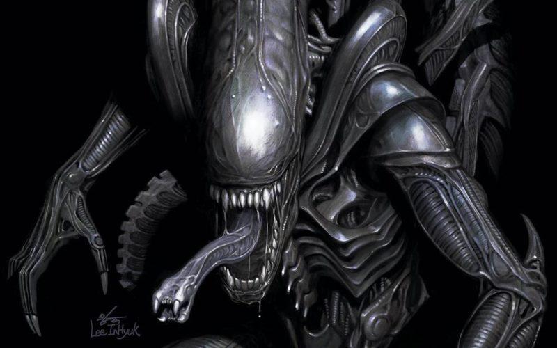 Alien series from Marvel