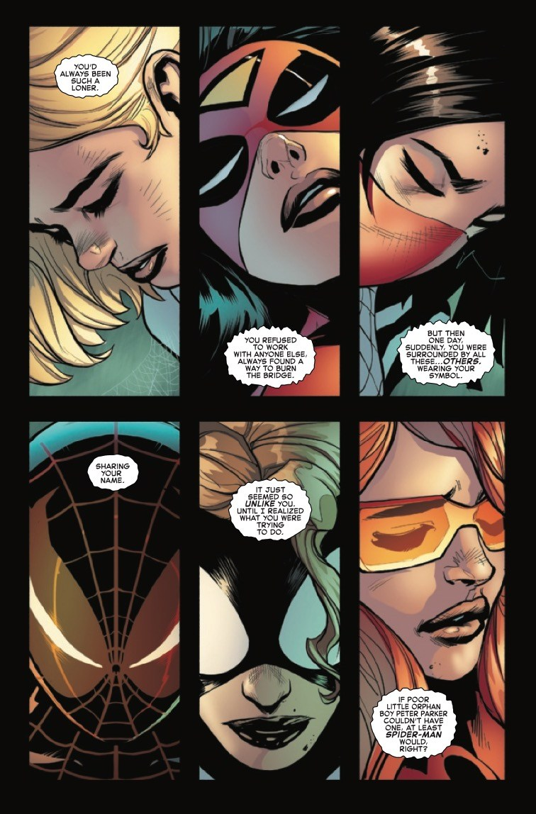 Amazing Spider-Man #55 preview