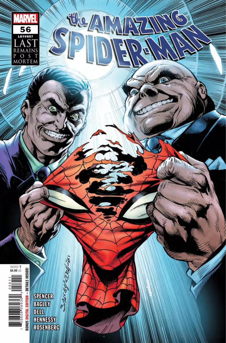 Amazing Spider-Man #56 preview