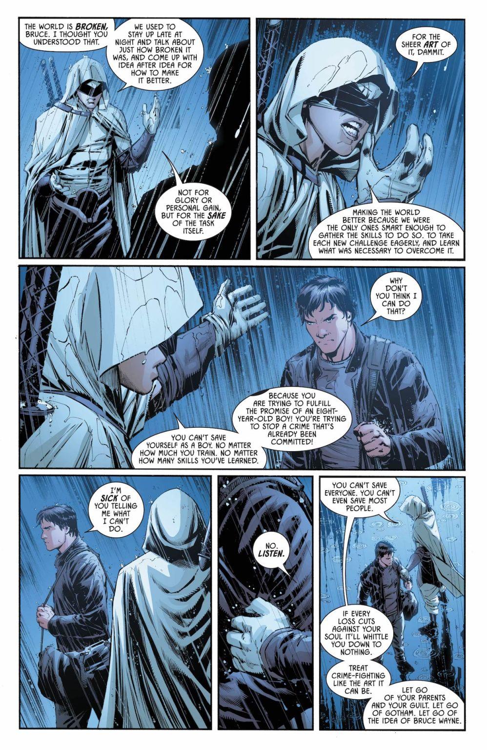 Batman #105 preview