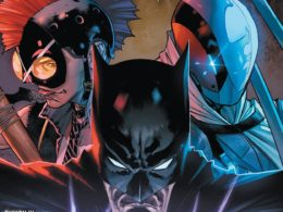 Batman #105 preview