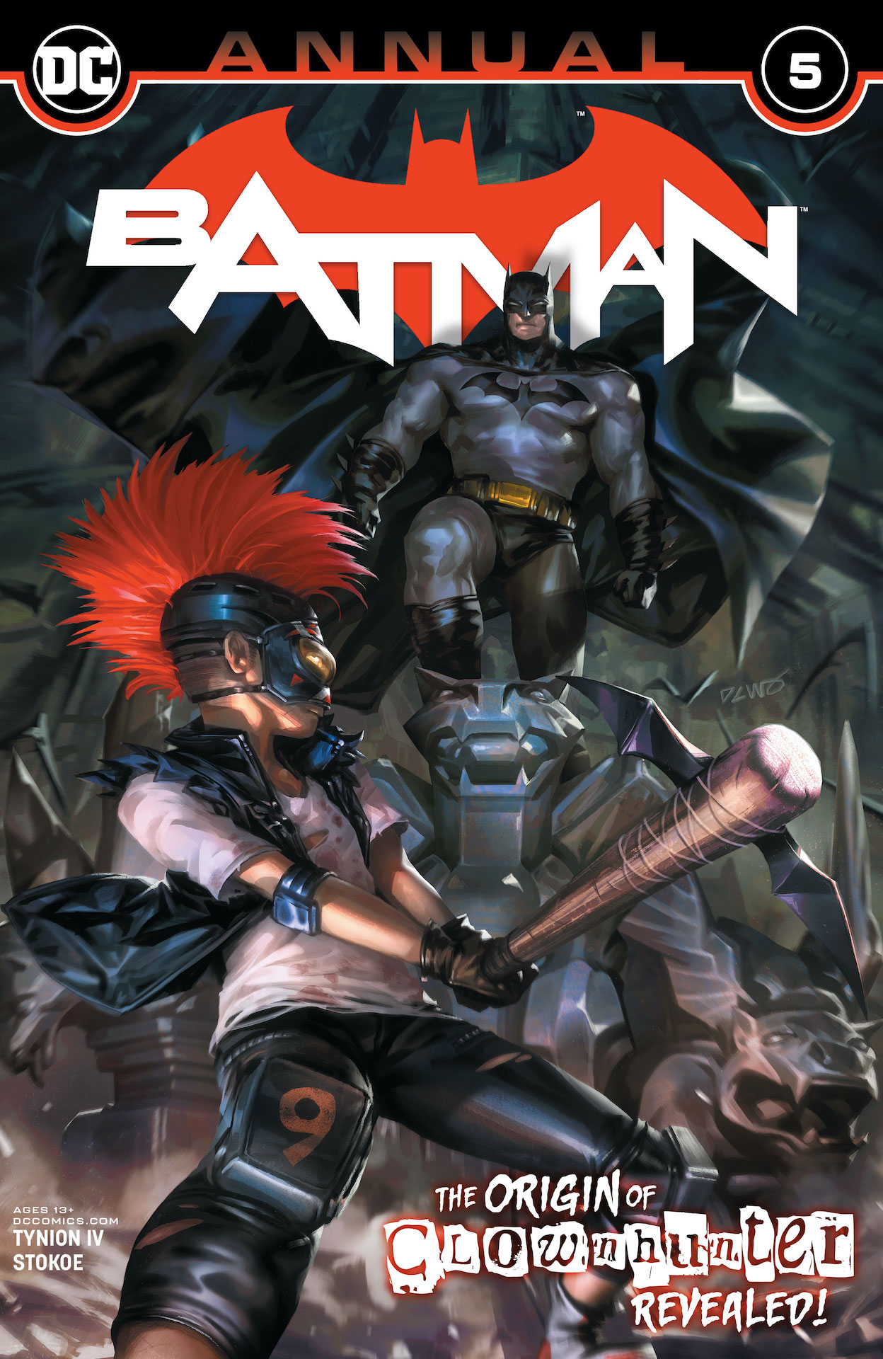 Batman Annual #5 preview