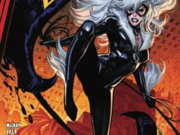Black Cat #1 preview
