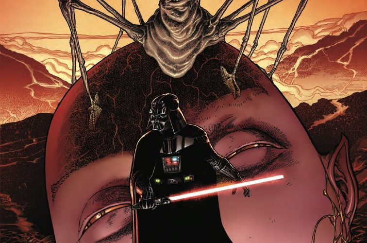 Darth Vader #8 preview