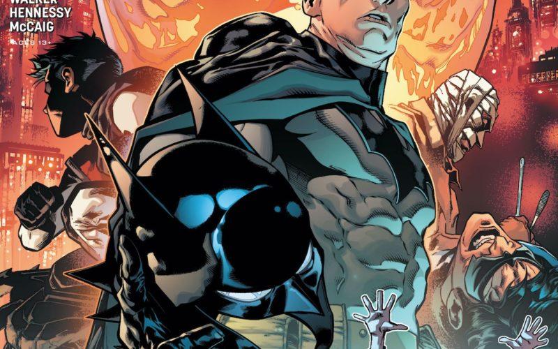 Detective Comics #1033 preview
