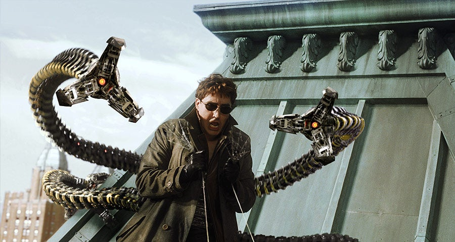 Doctor Octopus in Spider-Man 3