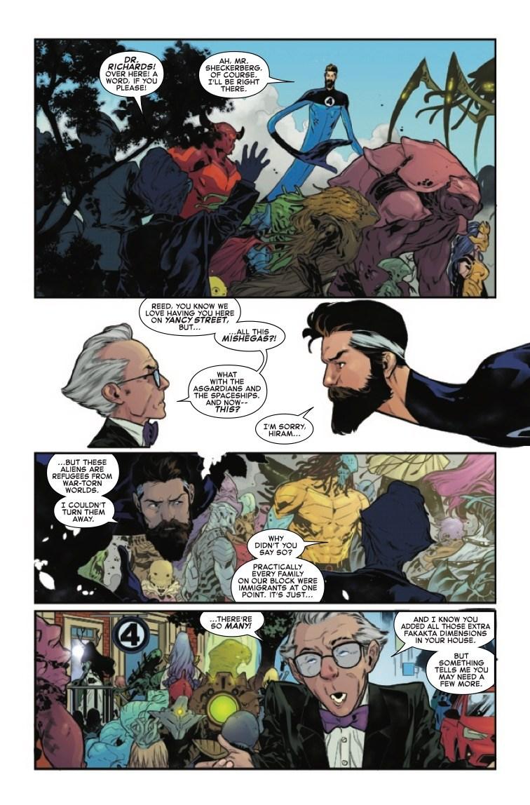 Fantastic Four #27 cover