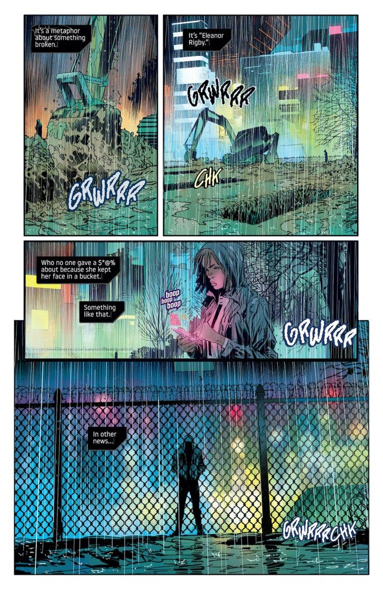 Future State: Dark Detective #1 preview