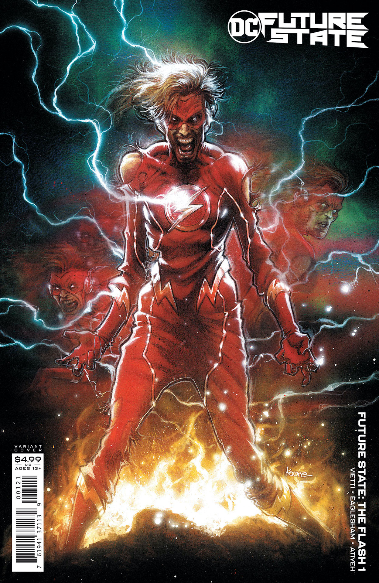 Future State: The Flash #1 preview