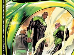 Future State: Green Lantern #1 preview