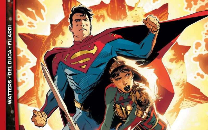 Future State: Superman/Wonder Woman #1 preview