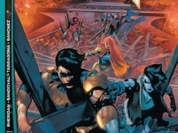 Future State: Teen Titans #1 preview