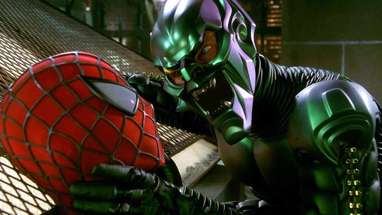 Green Goblin vs. Spider-Man
