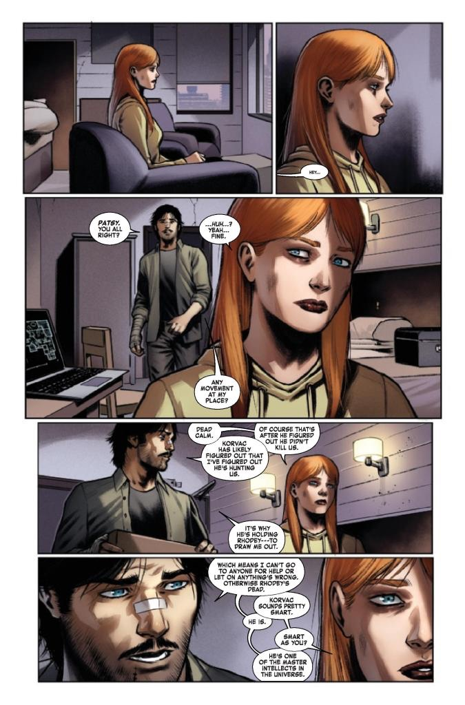 Iron Man #4 preview