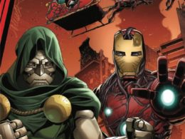 King in Black: Iron Man/Doom #1