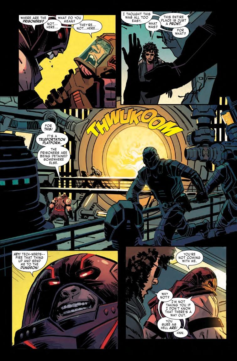 Juggernaut #5 preview