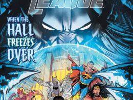 Justice League #58 preview