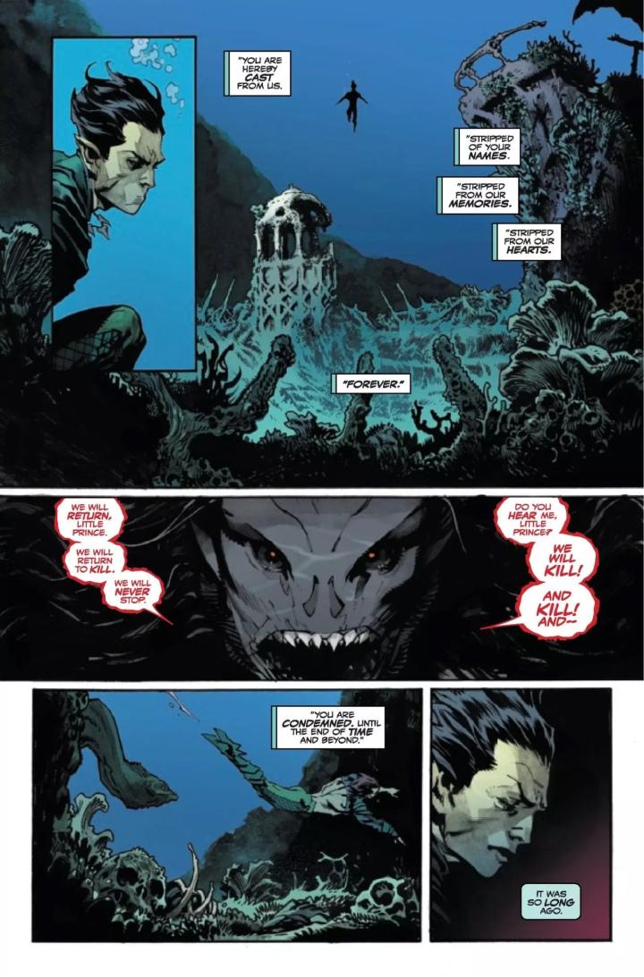 King in Black: Namor #1 preview