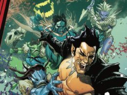 King in Black: Namor #2 preview