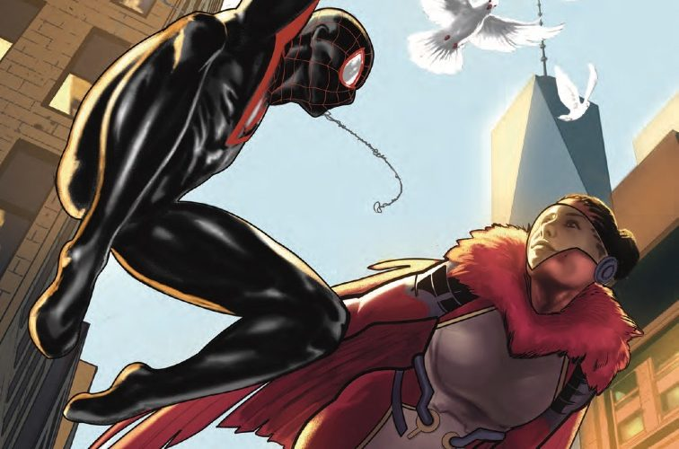 Miles Morales: Spider-Man #22 preview