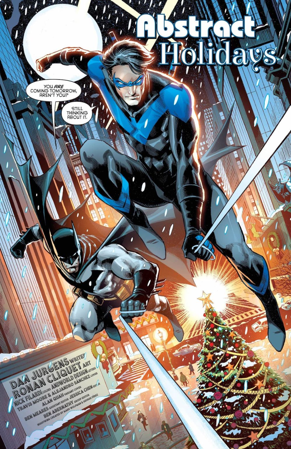 Nightwing #77 preview