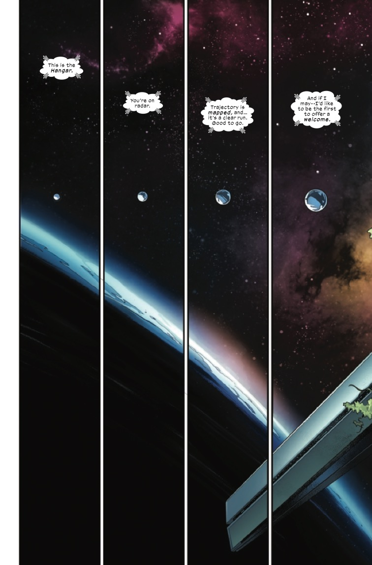 S.W.O.R.D. #1 preview
