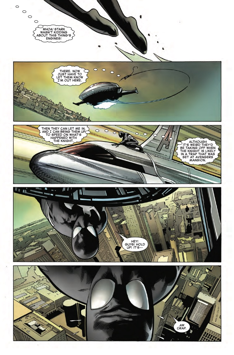 Symbiote Spider-Man: King in Black #3 preview