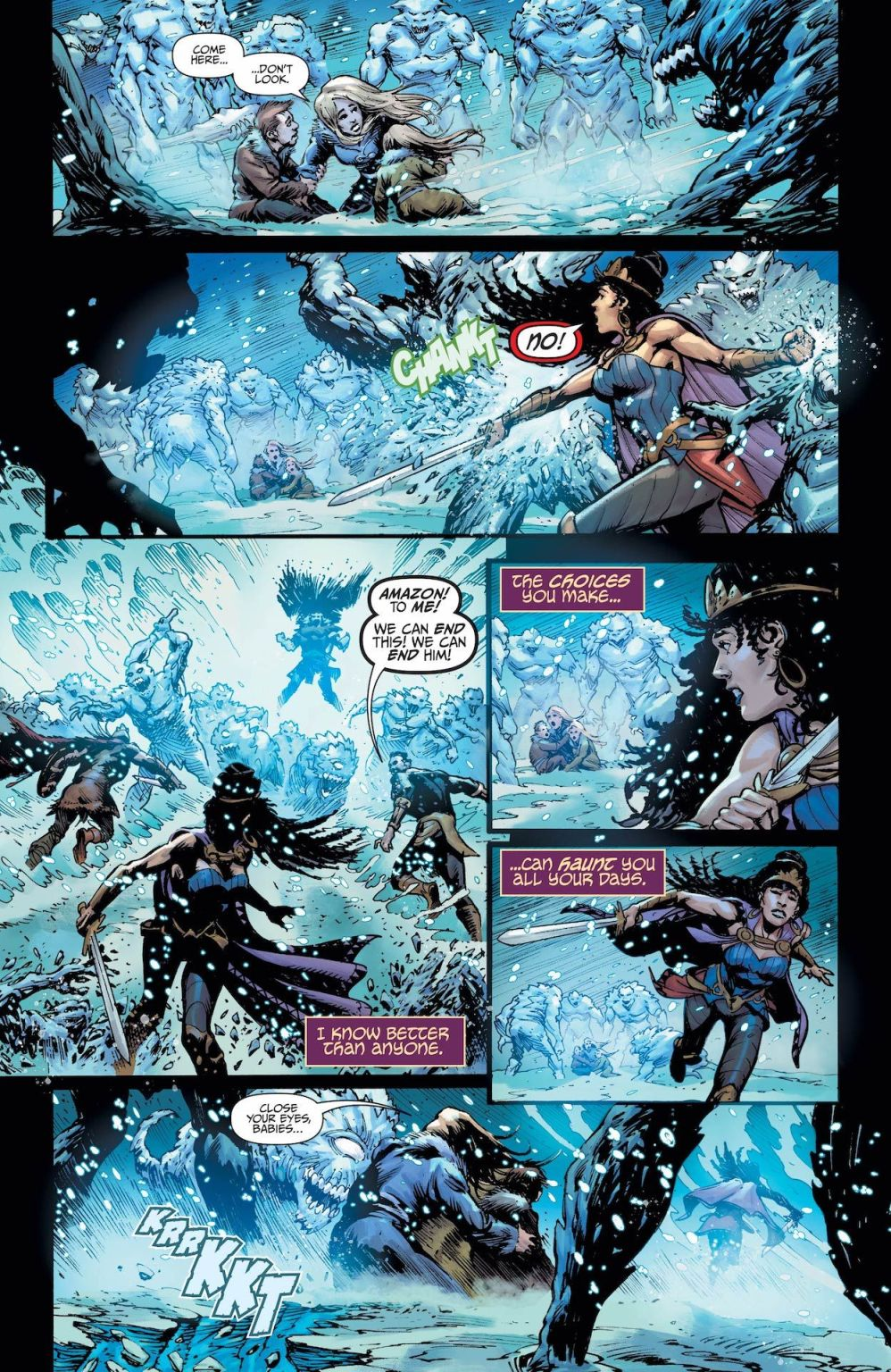Teen Titans: Endless Winter Special #1