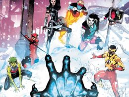 Teen Titans: Endless Winter Special #1 preview