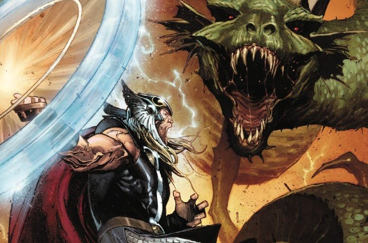 Thor #11 preview