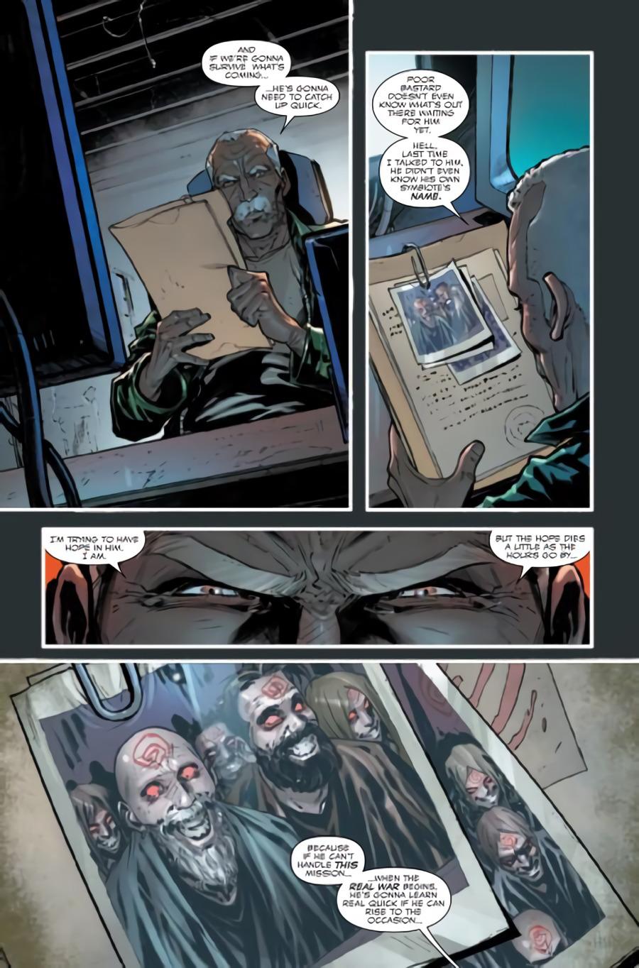 Venom #31 preview