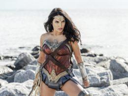 Wonder Woman cosplay by Lis Wonder