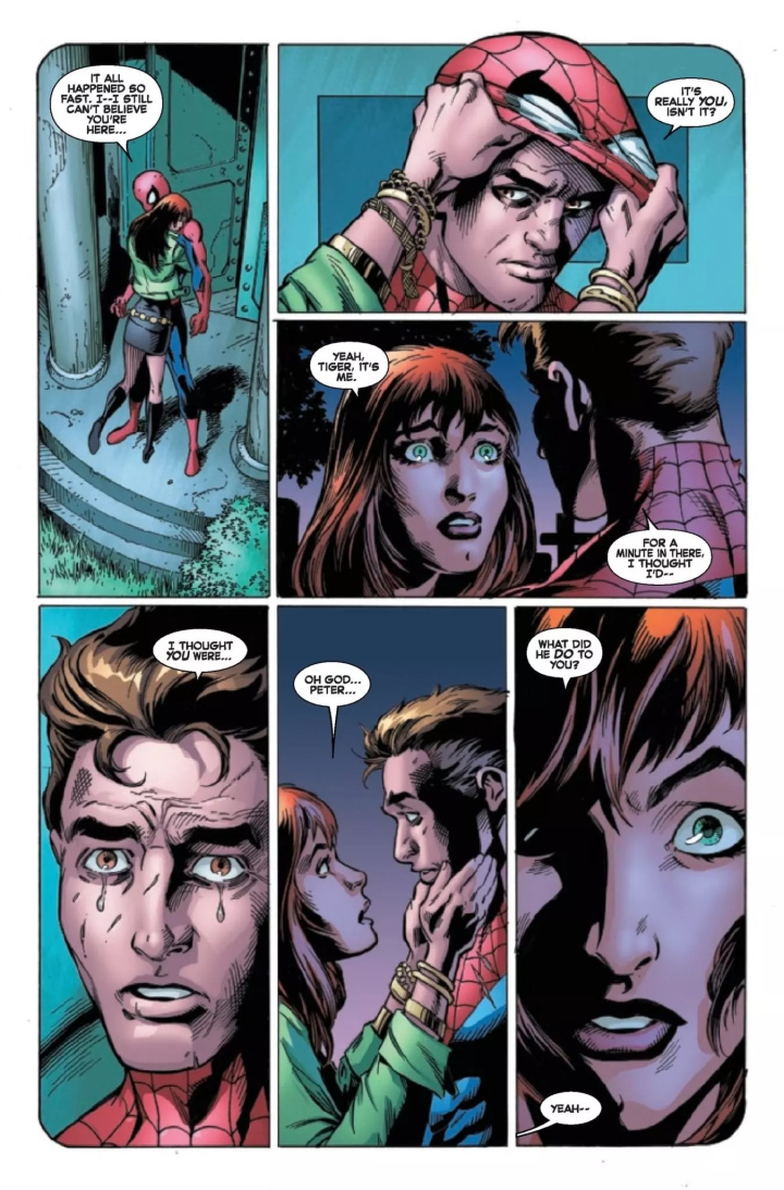 Amazing Spider-Man #57 preview