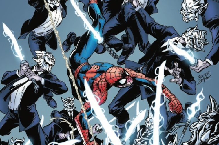 Amazing Spider-Man #58 preview