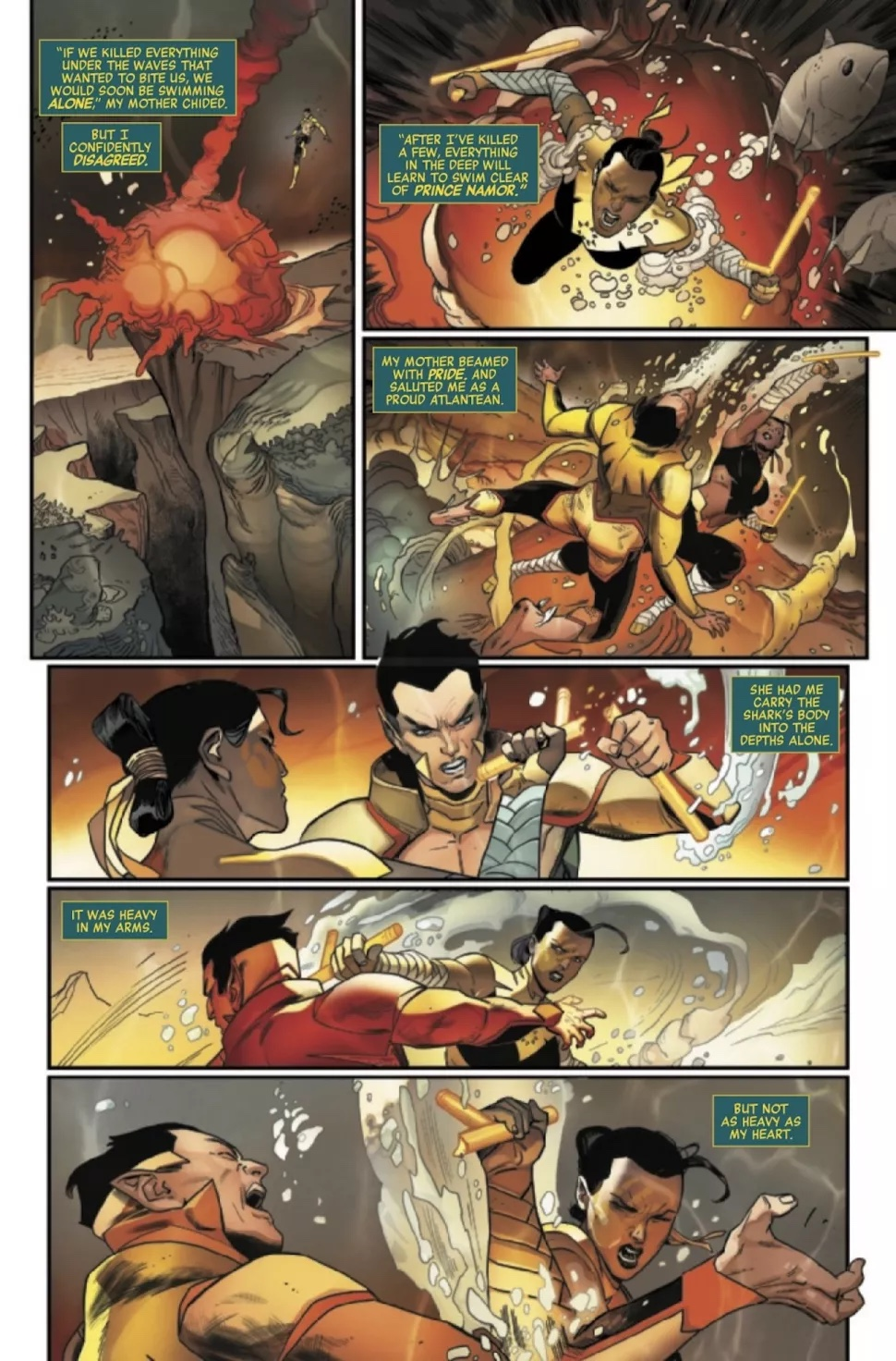 Avengers #43 preview