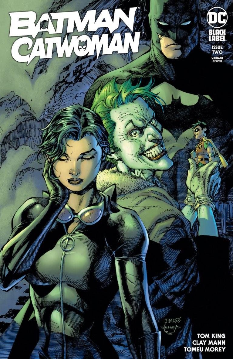 Batman/Catwoman #2 preview