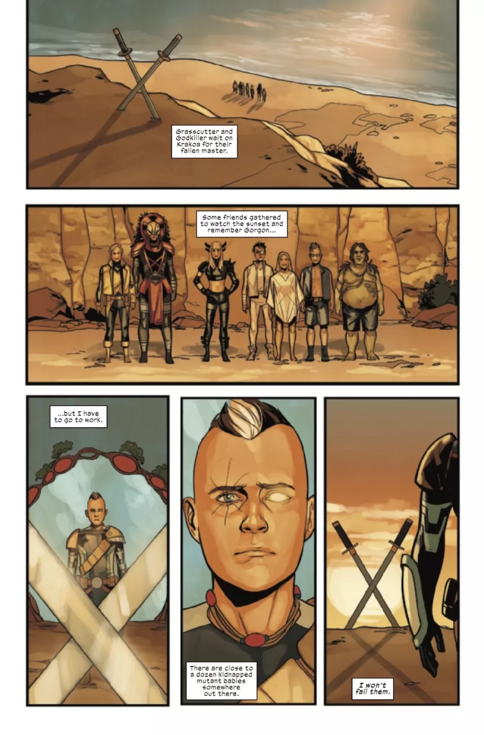 Cable #7 preview