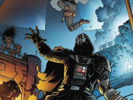 Star Wars: Darth Vader #9 preview