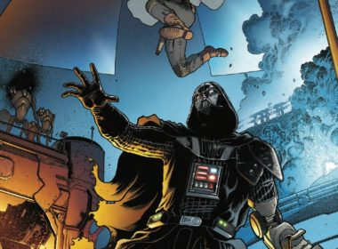 Star Wars: Darth Vader #9 preview