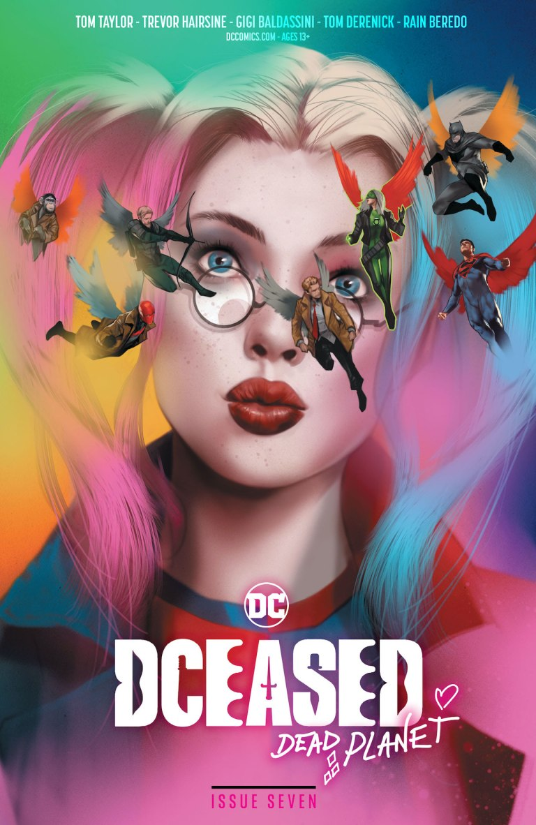 DCeased: Dead Planet #7 preview