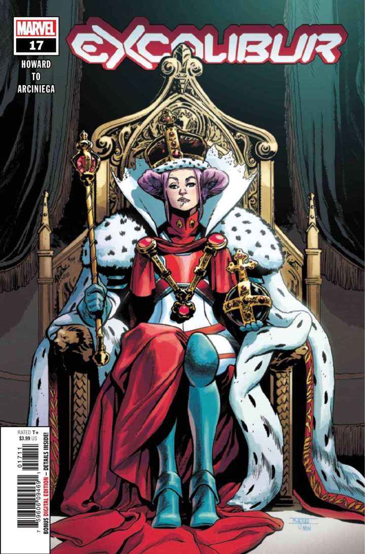 Excalibur #17 preview