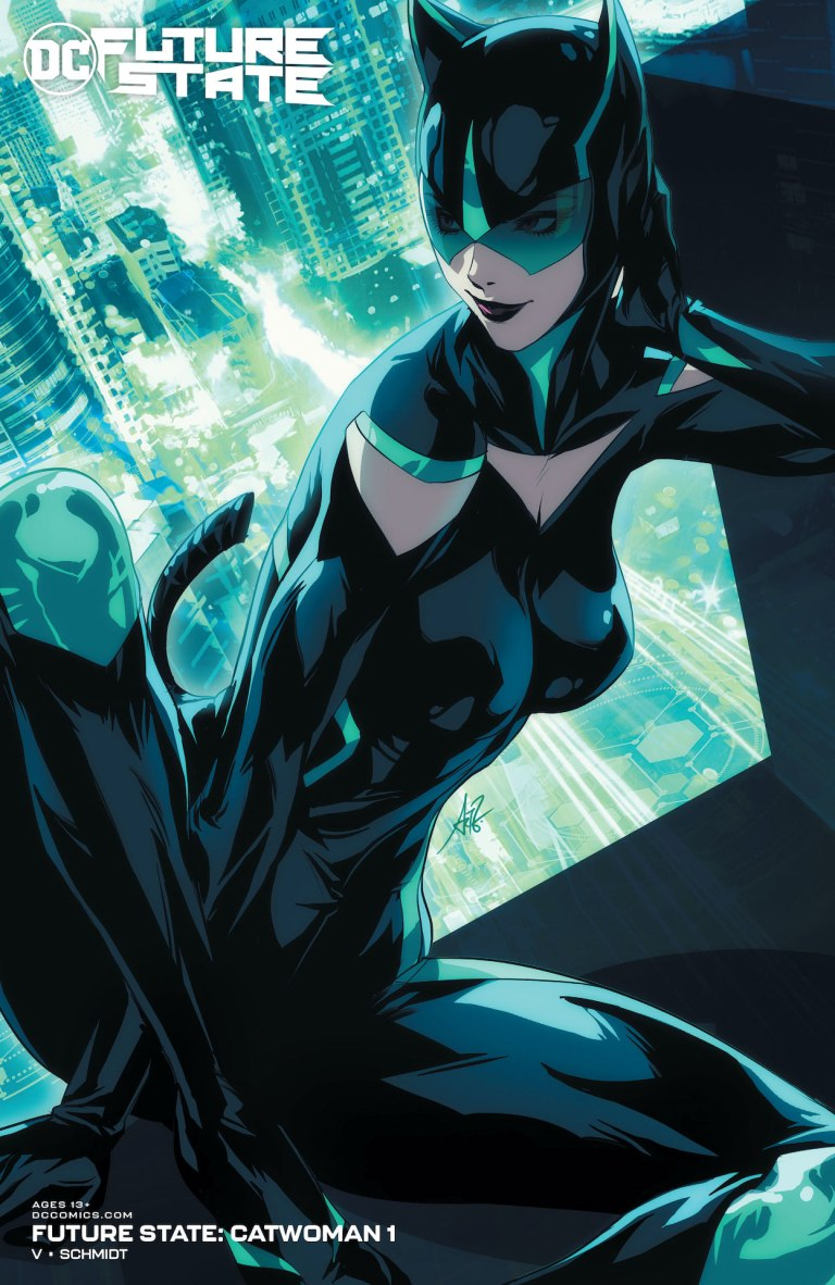 Future State: Catwoman #1 preview
