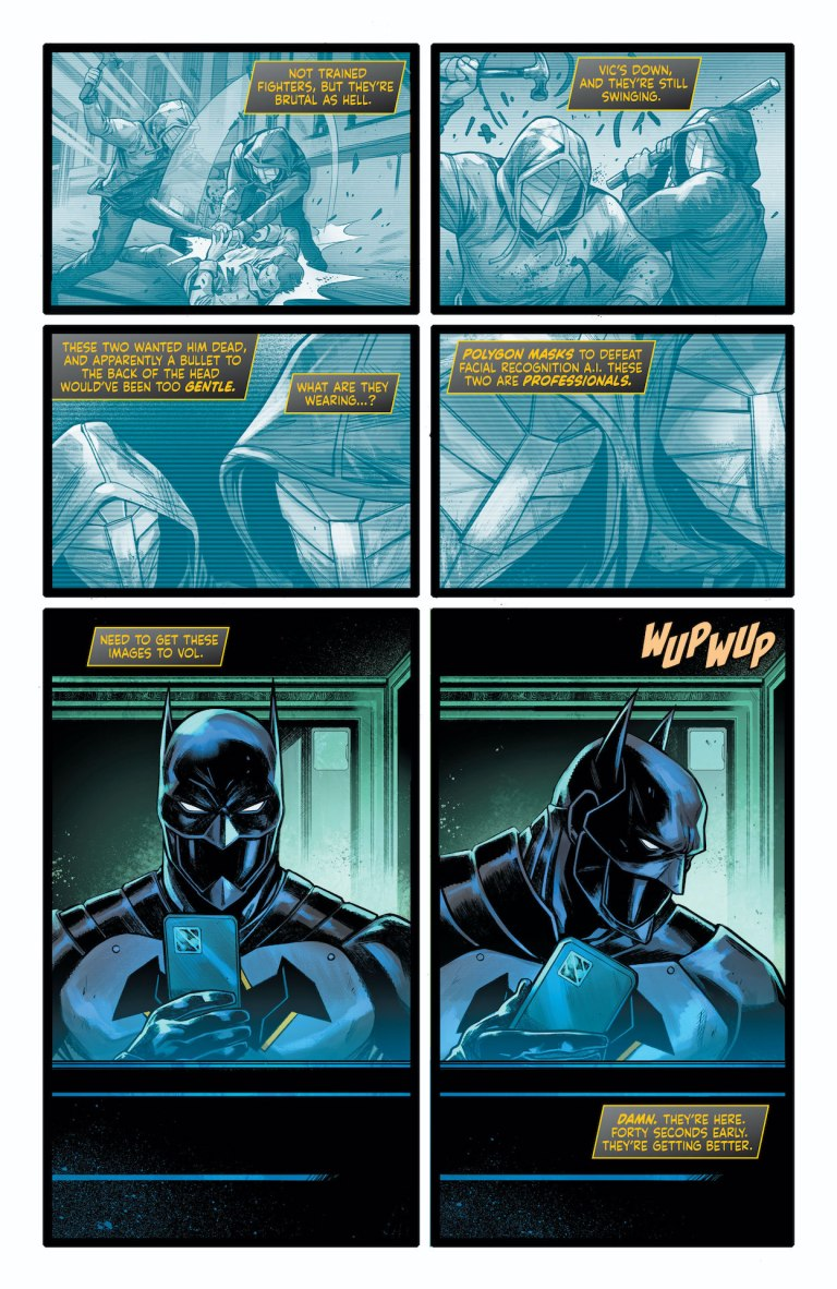 Future State: The Next Batman #2 preview
