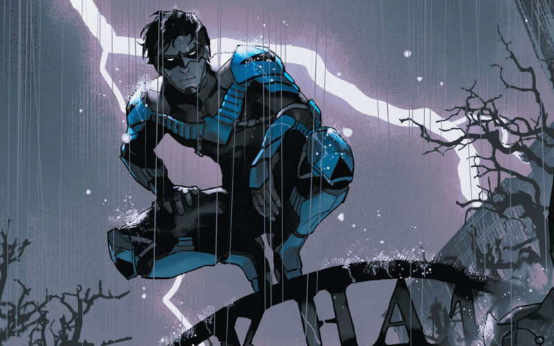 Future State: Nightwing #1 preview