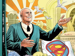 Future State: Superman vs. Imperious Lex #1 preview