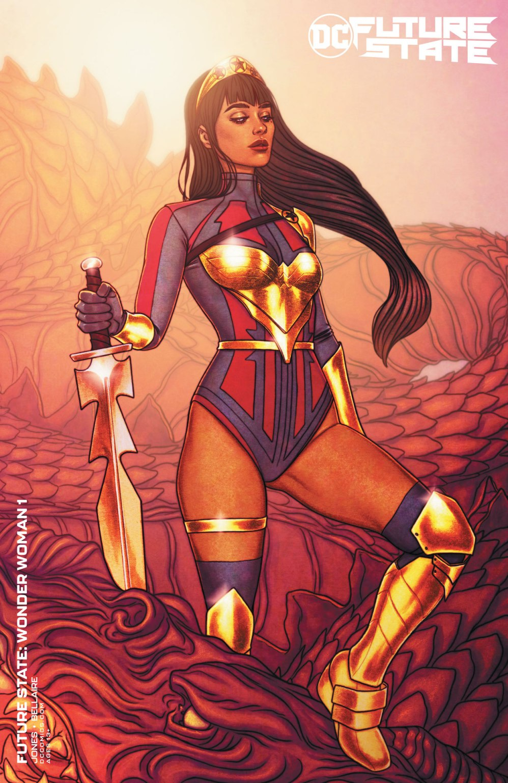 Future State: Wonder Woman #1 preview