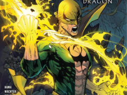 Iron Fist: Heart of the Dragon #1 preview