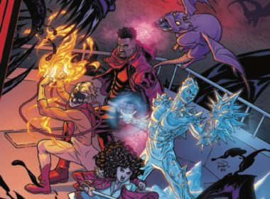King in Black: Marauders #1 preview